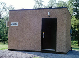 Equipment Utility Shelters