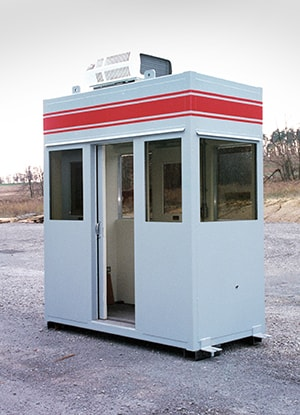 Modular Guard House Manufacturer