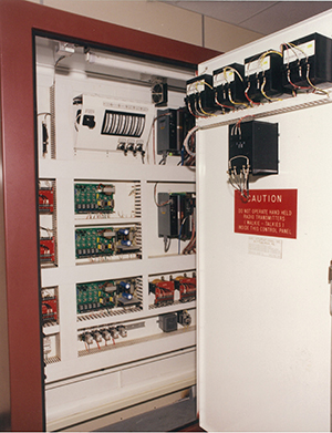 Power Control Rooms