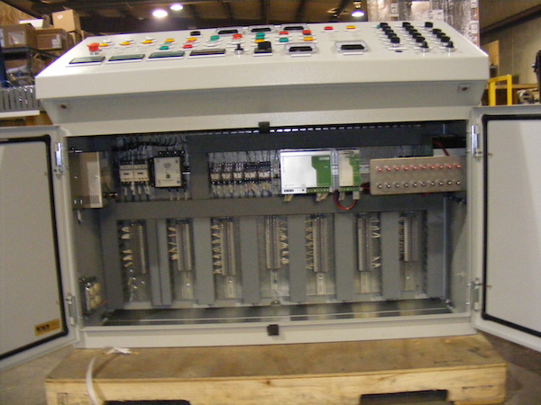 standard electrical control desk