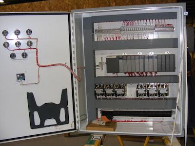PLC Control Panels Automation