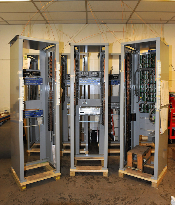 substation relay panels